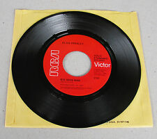 Elvis Presley 447-0662 Big Boss Man / You Don't Know Me 45RPM Red Label *Mint*