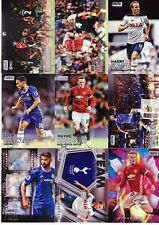 2016 Stadium Club Premier League Soccer Master (150) Base 1-100 + 3 Insert Set