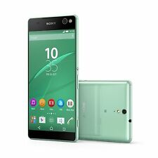 """Sony Xperia C5 Ultra Dual E5563 Green 6.0"""" LCD OctaCore 16GB 13MP Phone By FedEx"""