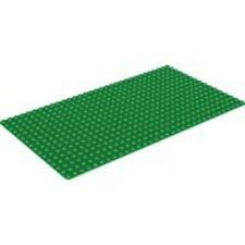 LEGO - Rectangle Base Plate - 16 X 32 - Green