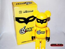 Bearbrick Medicom 2005 D-Mo 400% Dot-Mo Yellow version Be@rbrick