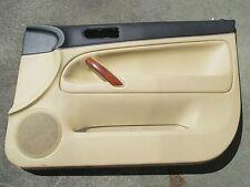 LEDER Türverkleidung vorne rechts VW Passat 3BG W8 Verkleidung Beige sonnenbeige