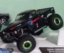 Axial SCX10 1950's Snap-On Monster Truck RC Crawler Rock Racer Body Shell !READ!