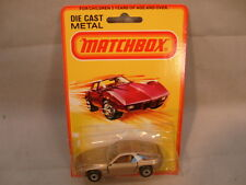 1979 MATCHBOX LESNEY SUPERFAST #59 PORSCHE 928 MOC