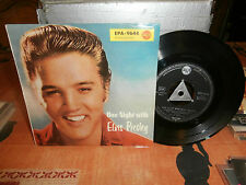 "elvis presley""one night with""ep7""or.ger.rca-epa:9644.biem tri centreur."