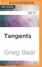 Tangents by Greg Bear (2016, MP3 CD, Unabridged)