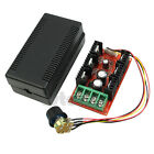 New 12/24/48V 2000W MAX 10-50V 40A DC Motor Speed Control PWM HHO RC Controller
