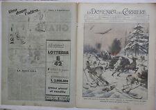 LA DOMENICA DEL CORRIERE 21 27 gennaio 1940 Guerra Finlandia Pio XII Libia di e