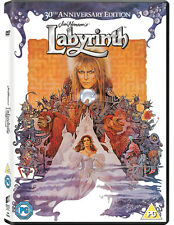 Labyrinth (30th Anniversary Edition) [DVD]