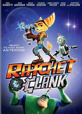 Ratchet  And Clank (DVD  2016) NEW*  Animation*