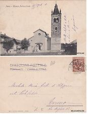 # FENIS: CHIESA PARROCCHIALE    1904