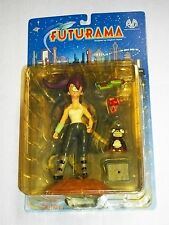 Moore Action Collectibles LEELA & NIBBLER Futurama Figure MOSC