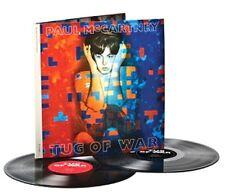 PAUL McCARTNEY Tug Of War 2015 remaster deluxe 180g vinyl 2-LP + MP3  NEW/SEALED