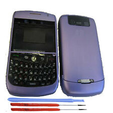 For Blackberry Curve 8900 Fascia Housing Cover Case Keypad Bezel Lilac + Tools