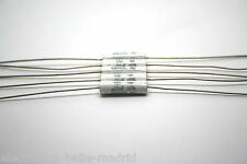 5x GENUINE MALLORY 150 SERIES 0.01uF 5% 630V FILM CAPACITOR TUBE AMP AMPLIFIER
