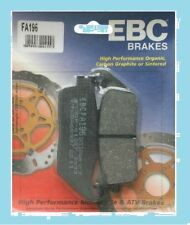 EBC FA196 Front Brake pads to fit Honda CB CBR500 R/RA    2013 to 2015