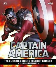 Marvel's captain america: the ultimate guide to the first avenger par matt forbec