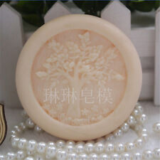 Tree S424 Silicone Soap mold Craft Molds DIY Handmade soap mould