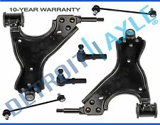 New 6pc Kit Lower Control Arms GMC Acadia Chevy Traverse Buick Enclave