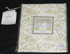 Waverly Spring Bling Water Repellent Reversible Table Runner 14x70 nwt