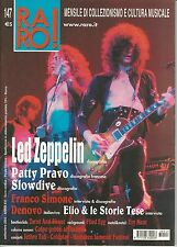 RARO! N°147/ ANNO 2003 LED ZEPPELIN-PATTY PRAVO-SLOWDIVE