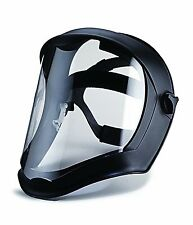 Uvex S8510 Bionic Black Matte Face Shield NEW Full Paint Ball Airsoft Shop Mask