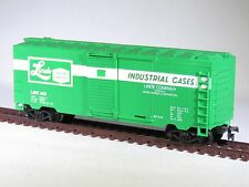 HO Life-Like LINDE UNION CARBIDE INDUSTRIAL CASES 40' Boxcar LAPX 358 FREE SHIP