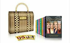 -NEW/READ-The Golden Girls: 25th Anniversary Complete Collection DVD 21 DISC SET