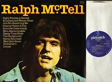 RALPH MCTELL self titled s/t same SHM 962 uk pickwick LP PS EX/EX