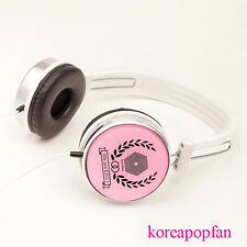 EXO OVERDOSE EXODUS EARPHONES HEADPHONE KPOP NEW