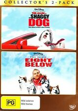 The Shaggy Dog / Eight Below * NEW DVD *