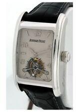 Audemars Piguet Edward Piguet Tourbillon 18k White Gold $166,400.00 RARE watch.