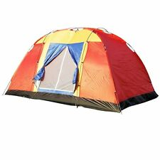 Family Large Tent for Traveling Camping Hiking with Portable Bag 8 person