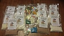 12 Homemade Easy Bake Oven Mixes/Lots of Choices/Mix & Match/Free Decorations