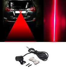 Hot!Car Tail Laser Fog Light TIMO Rear Anti-Collision Safety Signal Warning Lamp