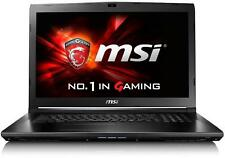 "MSI 15.6"" FULL HD GAMING LAPTOP i7 6700HQ Q/CORE 8GB 1TB HDD+128SSD GTX950MX 2GB"