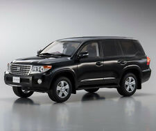 Toyota Land Cruiser AX G Selection Black 1:18 Kyosho KSR18008BK