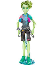"MONSTER HIGH Collection_PORTER GEISS 11"" Fashion Doll_Haunted Series_NEW and MIB"