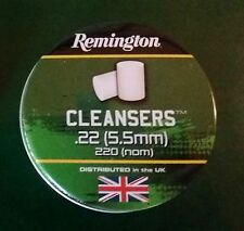 Remington Rem Cleansers .22 AIR PISTOL RIFLE BORE CLEANER UK