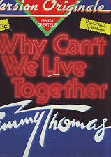 disque 33 tours -  Timmy Thomas- -why can't we live together