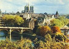 AK: Paris - Notre-Dame et la Cité