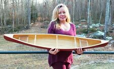"Rocky Oaks 54"" canoe model kit. Easy to build, great results,"
