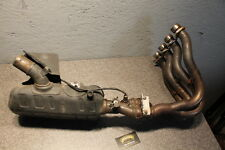 Suzuki GSXR750 2008-09 OEM Exhaust Header Pipe Muffler