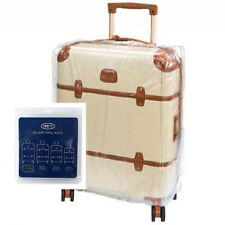 """Bric's Transparent Luggage Cover Clear Large 32"""" BAC00938-999 Just Cover!"""