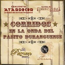 CD NEW / Sealed Corridos En La Onda Del Pasito Duranguense