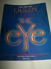 The Art of  Queen : The Eye by Richard Ashdown, David McCandless (Mixed media...