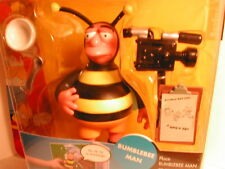 2002 The SIMPSON`s interactive figure WOS series 5  BUMBLEBEE MAN