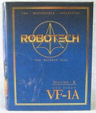 MACROSS SAGA~ROBOTECH MASTERPIECE SERIES~VOL-2~VF-1A~BEN DIXON~TOYNAMI~MIB