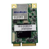 NEW HP TV TUNER AVERMEDIA H323 KINGBIRD2 NTSC/ATSC Mini-PCI-e DVB-T - 594509-001