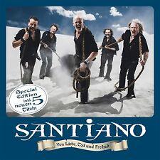 SANTIANO - VON LIEBE,TOD UND FREIHEIT (SPECIAL EDITION)  CD NEU